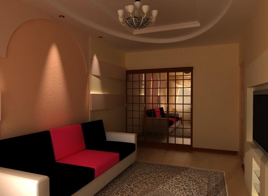 Дизайн квартир в Туле. Фото работ, цены. Заказать дизайн-проект